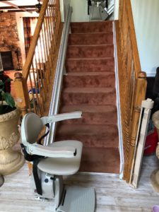 Used Bruno Stairlift