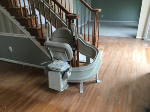 Bruno Curved Stairlits