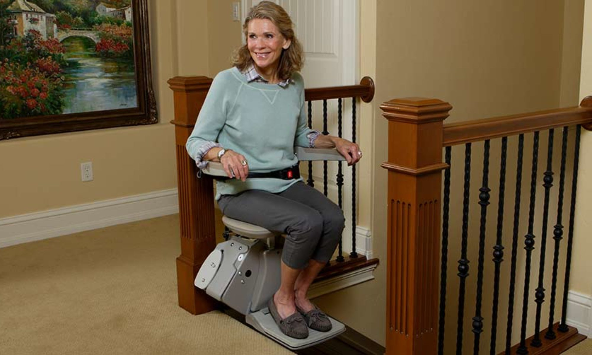 Discount Stairlifts | 866-68-LIFTS | 866-685-4387