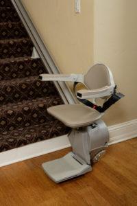 Bruno Elan SRE Straight Stairlift