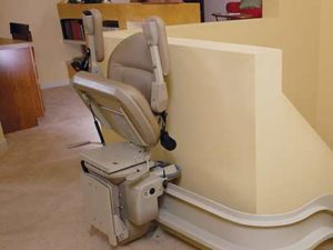 Bruno Curved Stairlift Gaitherburg MD